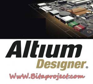طراحی مدار چاپی با پروتل و آلتیوم